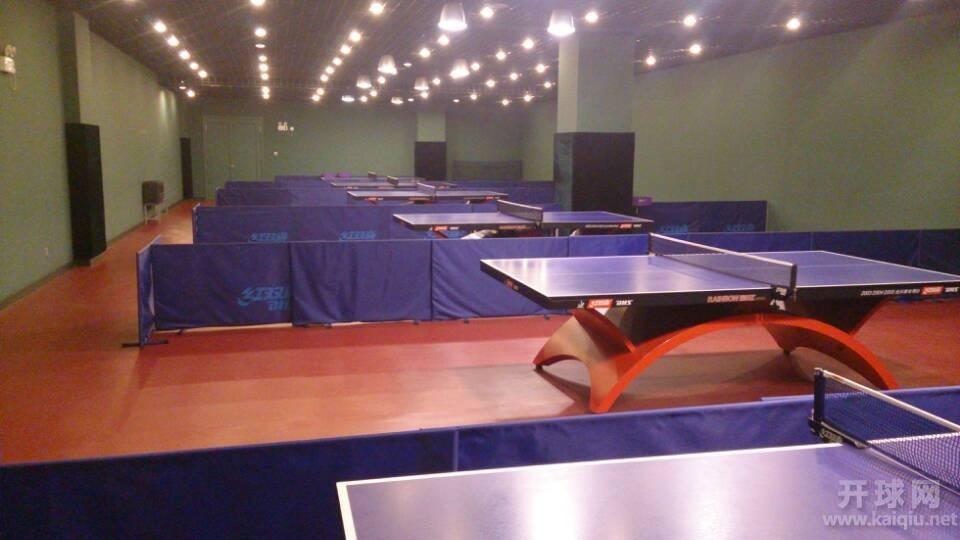 东方阳光国际乒乓球交流中心