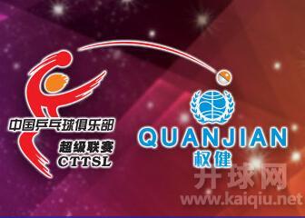 中国乒乓球超级联赛