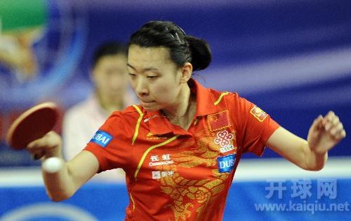 大福利:乒乓球发球技术大全