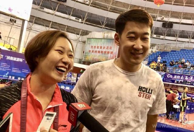"""""""民俗旅游杯""""乒乓球大奖赛由前国手操盘"""