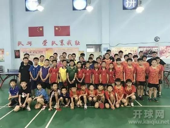 开球网朱舟乒乓训练营开始报名咯~~『开球网』
