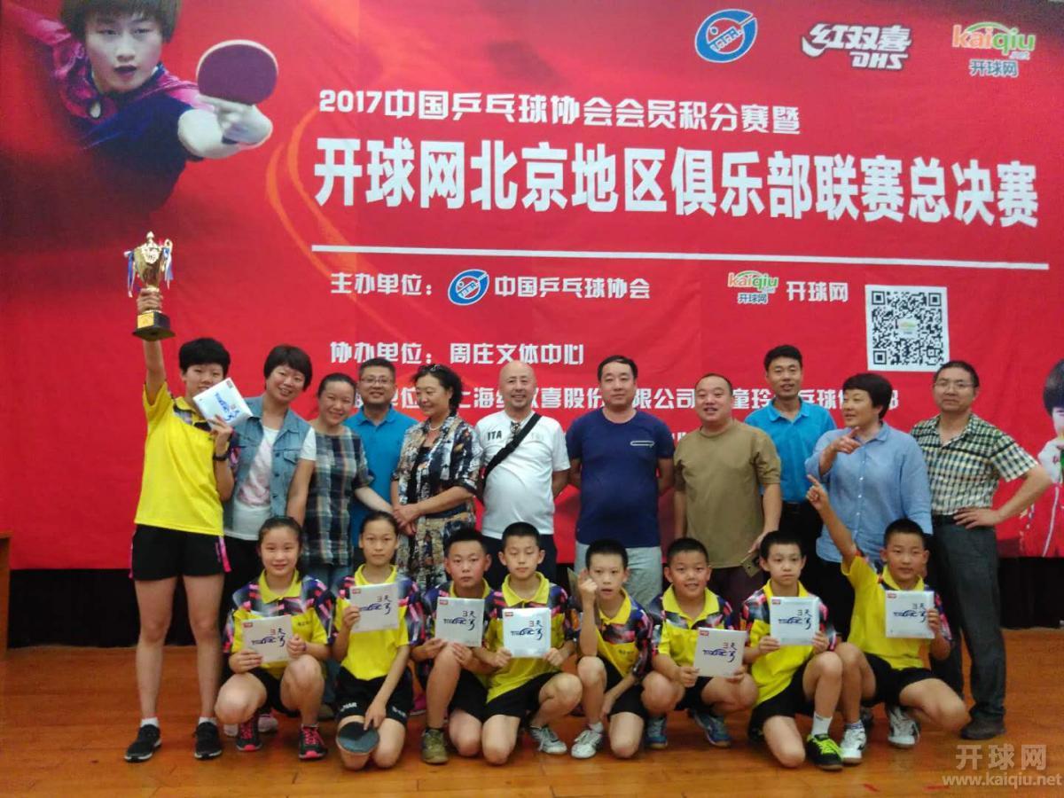 2018北京地区俱乐部联赛开始报名